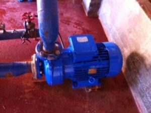 Electrical pumps and motors